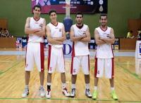 FIBA Asia U18 3x3 Championship - Bangkok 2013 - Syrian National Team