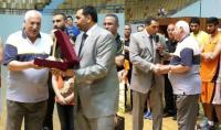 تكريم السيد عبد الكريم فاخوري