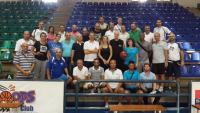 دورة المدربين في بيروت  2015