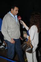 رئيس الاتحاد العربي السوري لكرة السلة - الأستاذ محمد جلال نقرش