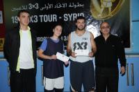 1st 3x3 Syria Tour